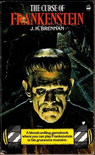 9780006926849: The Curse of Frankenstein (Horror Classic Gamebook)