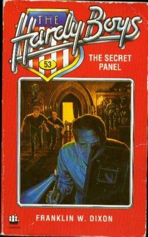 9780006928362: The Secret Panel (Hardy Boys, Book 25)