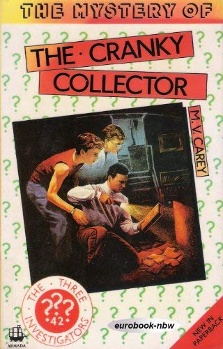 9780006929420: The Mystery of the Cranky Collector