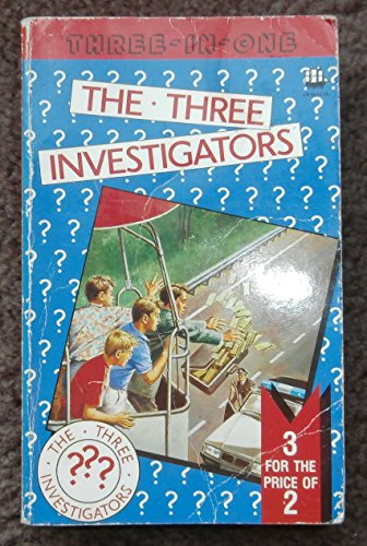 9780006929925: The 3 Investigators Mysteries: