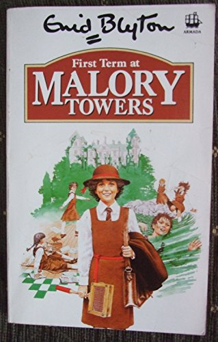 9780006931829: First Term at Malory Towers