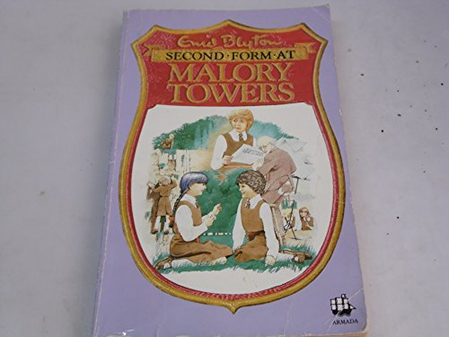 9780006931836: Second Form at Malory Towers