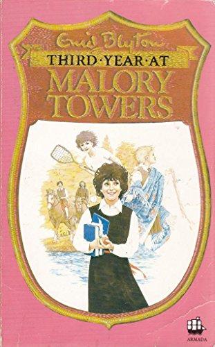 9780006931843: Third Year at Malory Towers
