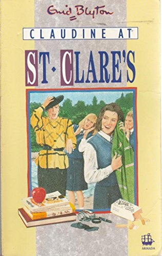 9780006931928: Claudine at St Clares: The Fifth Story of St Clares