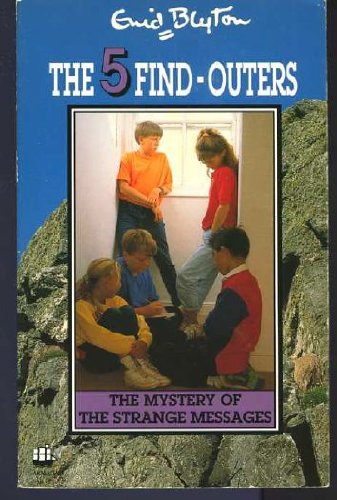 9780006932079: The Mystery of the Strange Messages (The 5 find-outers)