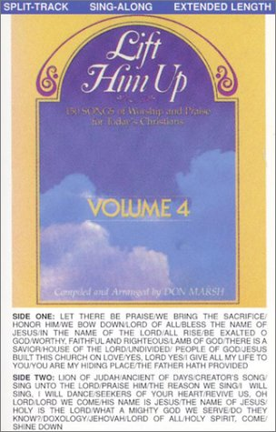 9780006932239: Lift Him up - Volume 4