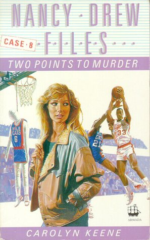 9780006932321: Two Points to Murder (Nancy Drew Files)