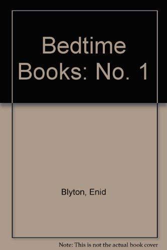9780006933496: Bedtime Books: No. 1
