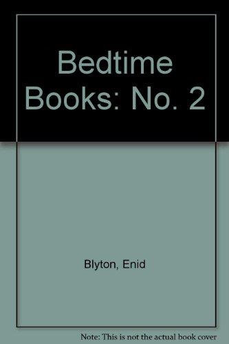 9780006933502: Bedtime Books: No. 2