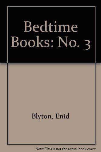 9780006933519: Bedtime Books: No. 3