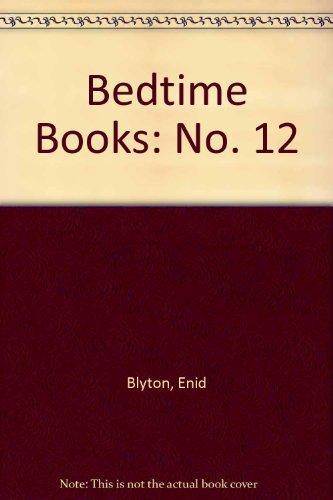 9780006933601: Bedtime Books: No. 12
