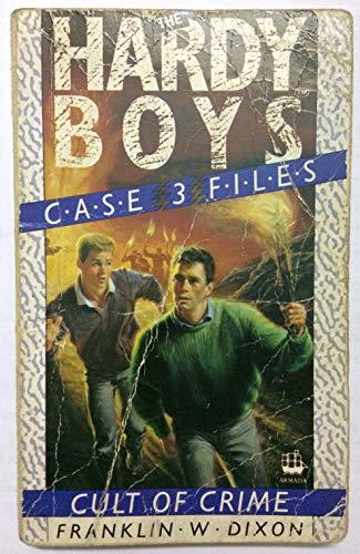 9780006934097: Cult of Crime (Hardy Boys Casefiles)