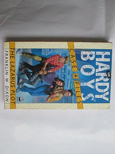 9780006934103: The Lazarus Plot (Hardy Boys Casefiles)