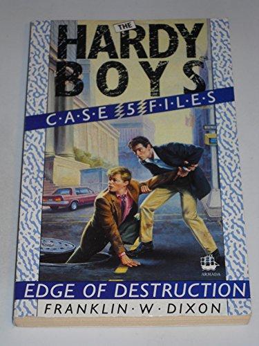 9780006934769: The Hardy Boys Casefile 5: Edge Of Destruction