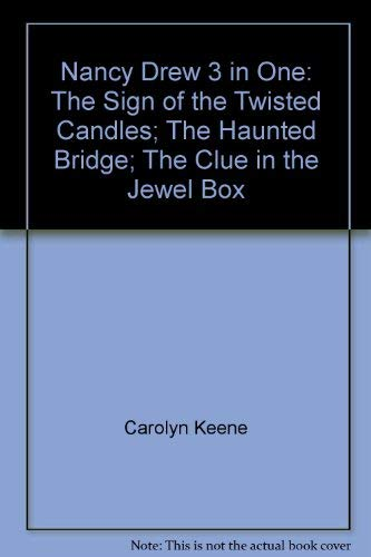 9780006934851: The Sign of the Twisted Candles (Nancy Drew)