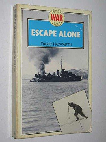 9780006935209: Escape Alone