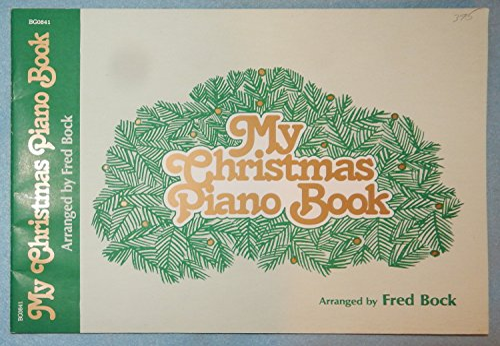 9780006935346: My Christmas Piano Book