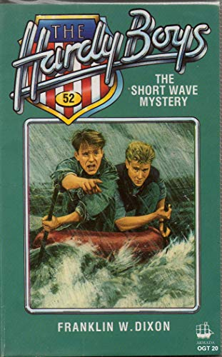 9780006936664: The Short-Wave Mystery (Hardy Boys, Book 24)