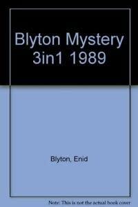9780006936992: Blyton Mystery 3in1 1989