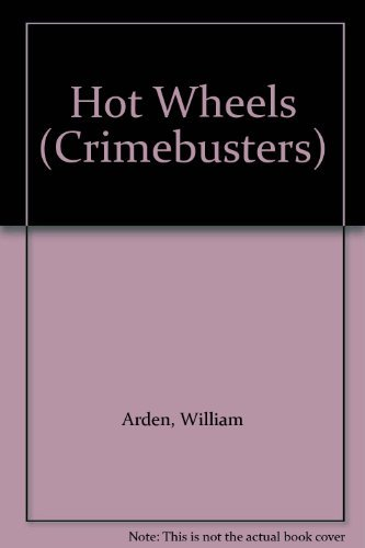 9780006938323: Hot Wheels (Crimebusters)