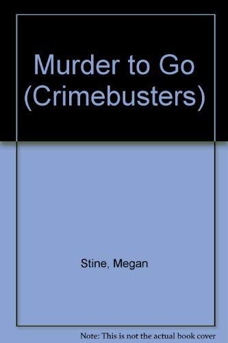 9780006938330: Murder to Go (Crimebusters) (The Three Investigators)