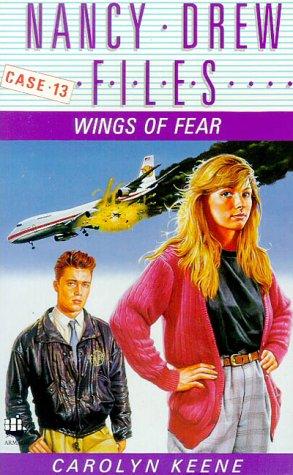 9780006938736: Wings of Fear (Nancy Drew Files Case 13)