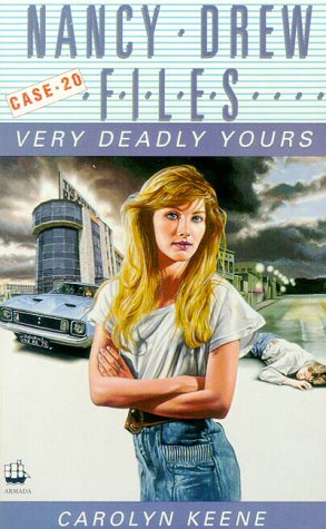 9780006938804: Very Deadly Yours (Nancy Drew Files)