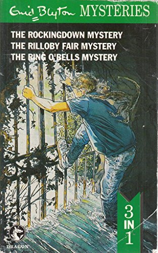 9780006939900: Bumper Book of Enid Blyton, Stories : The rockingdown mystery, The Rilloby fair mystery, The ring o'bells mystery