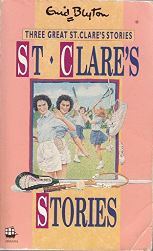 9780006940142: St. Clare's Three-in-one Book
