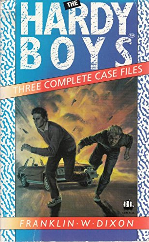 9780006941842: Dead on Target/Evil Incorporated/Cult of Crime (Hardy Boys Casefiles, Case 1-3)
