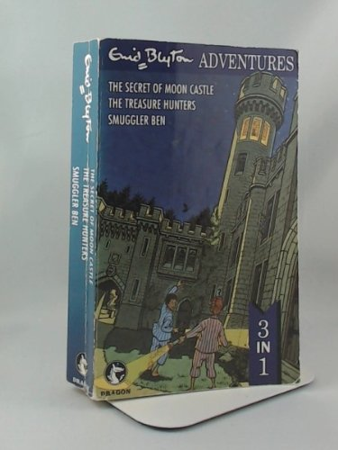 9780006941927: The Secret of Moon Castle, The Treasure Hunters, Smuggler Ben