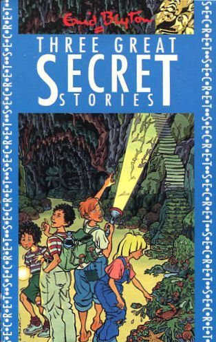 9780006943440: Three Great Secret Stories: