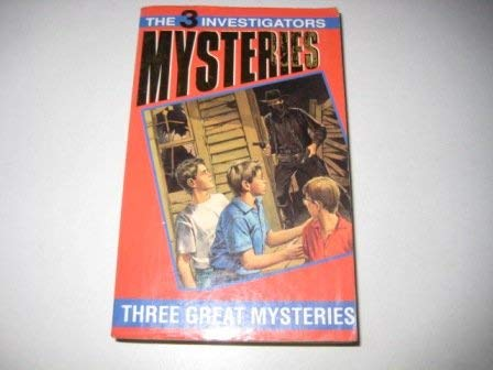 9780006943488: The Three Investigators Mysteries : The Mystery of the Magic Circle / The Mystery of the Scar-faced Beggar / The Mystery of the Blazing Cliffs (Three-in-one)