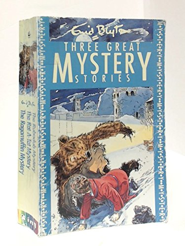 9780006943495: Three Great Mystery Stories: