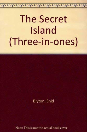 9780006943969: The Secret Island (Three-in-ones)