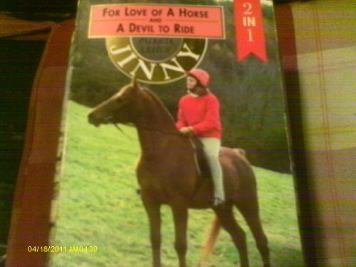 9780006944058: For Love of a Horse (Two-in-ones)