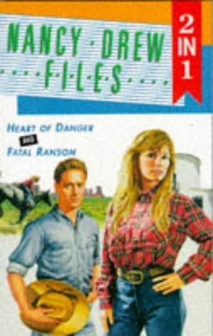 9780006945246: Heart of Danger (Nancy Drew 2-in-1 Files)