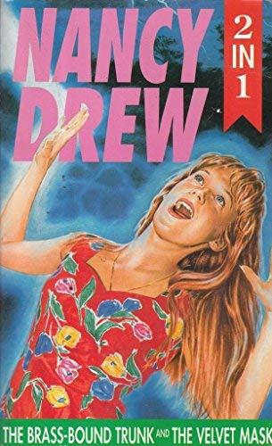 9780006945260: The Brass-Bound Trunk and The Velvet Mask (Nancy Drew 2 in 1)