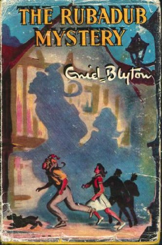 9780006945727: Rubadub Mystery (Enid Blyton Barney Mysteries)