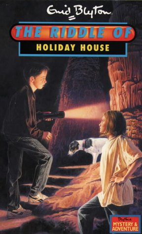 9780006945734: The Riddle of the Holiday House (Enid Blyton's New Adventure)