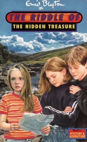 9780006945772: The Riddle of the Hidden Treasure (Enid Blyton's New Adventure)