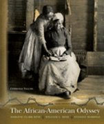 9780006988564: African-American Odyssey, Combined- Text Only