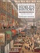 9780007013081: World's History, Volume II Since 1100- Text Only