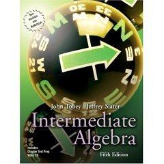 9780007014033: Intermediate Algebra- Text Only