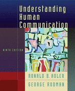 9780007077489: Understanding Human Communication- Text Only