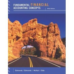 9780007077755: Fundamental Financial Accounting Concepts- Text Only