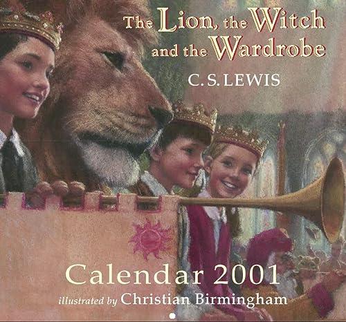 9780007100217: 2001 Narnia Calendar