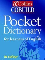 Collins Cobuild Pocket Dictionary for learners of: Sinclair, John M.