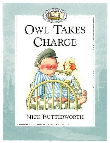 9780007100286: Owl Takes Charge (Percy the Park Keeper)