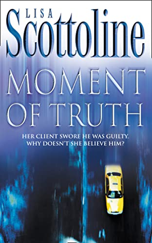 9780007100330: Moment of Truth